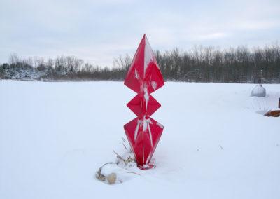 Single Red Totem