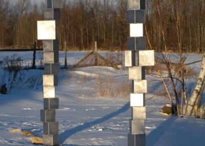Stainless Steel Pillars